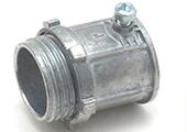 Đầu nối ống thép luồn dây điện EMT kẽm dạng vít