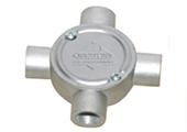 Hộp nối ống BS4568 4 ngã