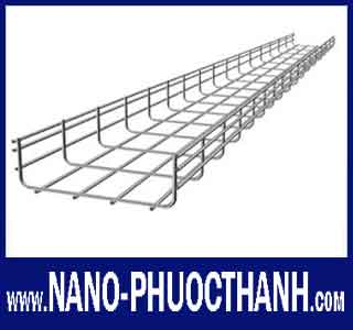 Máng cáp lưới ML75 (Wire mesh cable tray)